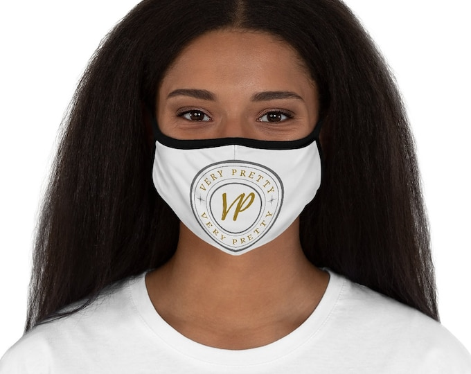 Very Pretty Fitted Polyester Face Mask