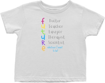 The Future2 T-Shirts (Toddler Sizes)