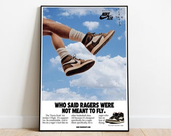 Nike Poster | Etsy