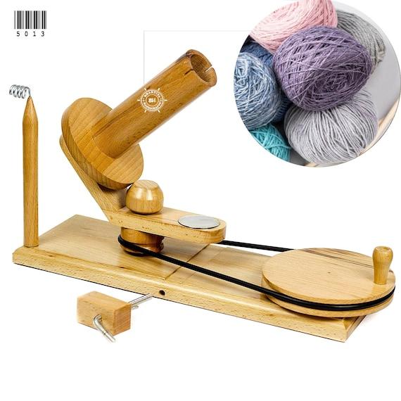 Wool Ball Holder Wooden Yarn Holder Premium Range