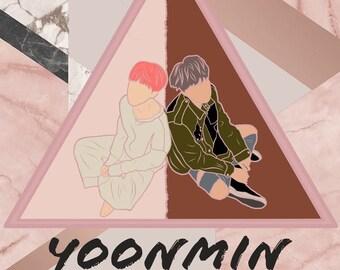 Yoonmin | Etsy