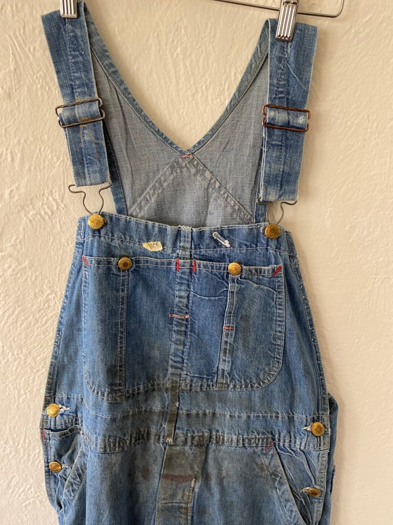 Vintage Union Made Overalls
