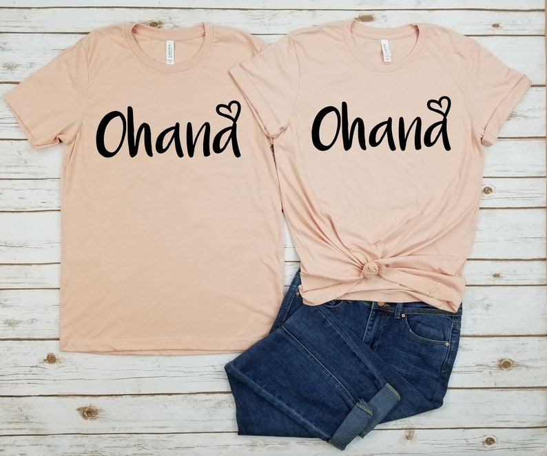 couples adult unisex shirt,Ohana Means Family,Inspired By Disney,Disney Shirts,Disney Couple Shirt,Disney Family Shirt,Gifts. Ohana Heart