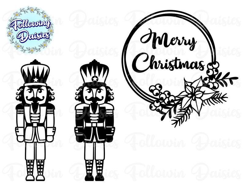 CHRISTMAS BUNDLE in SVG Svg files for Cricut and Silhouette More Than 50/% off Paper cut template 45 Christmas designs Xmas decoration