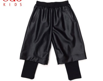 12d61eeca Faux Leather Legging Pants - Kids Clothing
