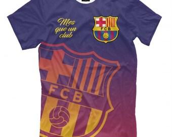 the latest 7fe87 67af4 Fc barcelona shirt   Etsy