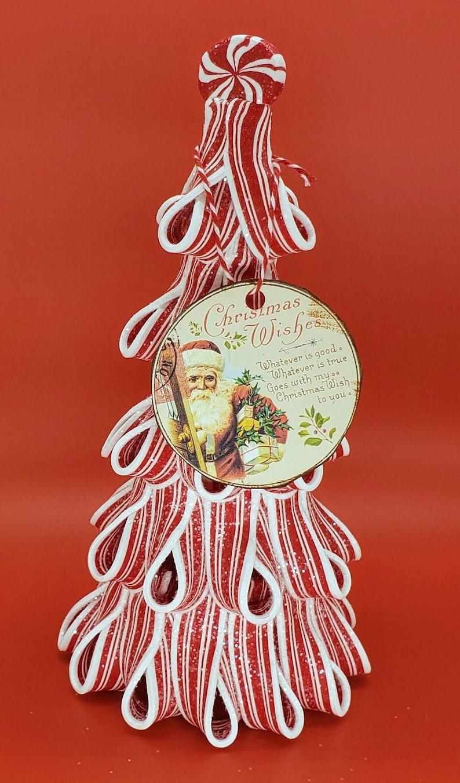 Handmade Christmas Gift Tags  Mix & Match  Set of 3 image 0