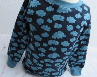 Cloud Sweater, Long Sleeve, Sweater, Unisex, CUSTOMIZABLE