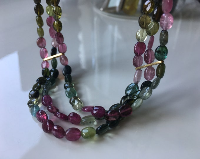 Tourmalines Necklace