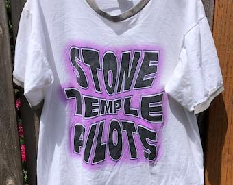 b09b4fe6 1996 Stone Temple Pilots Tour Tee