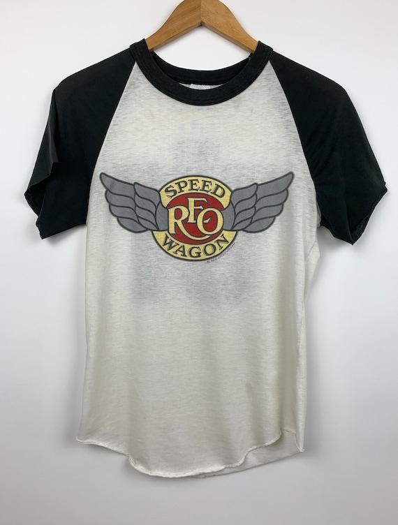 Vintage REO Speedwagon 1981 Band T Shirt