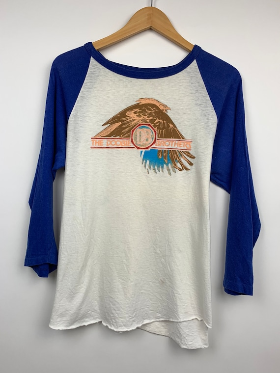 Vintage Doobie Brothers 1980's Band T Shirt
