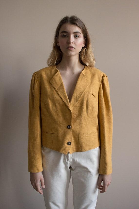 Linen jacket - image 2