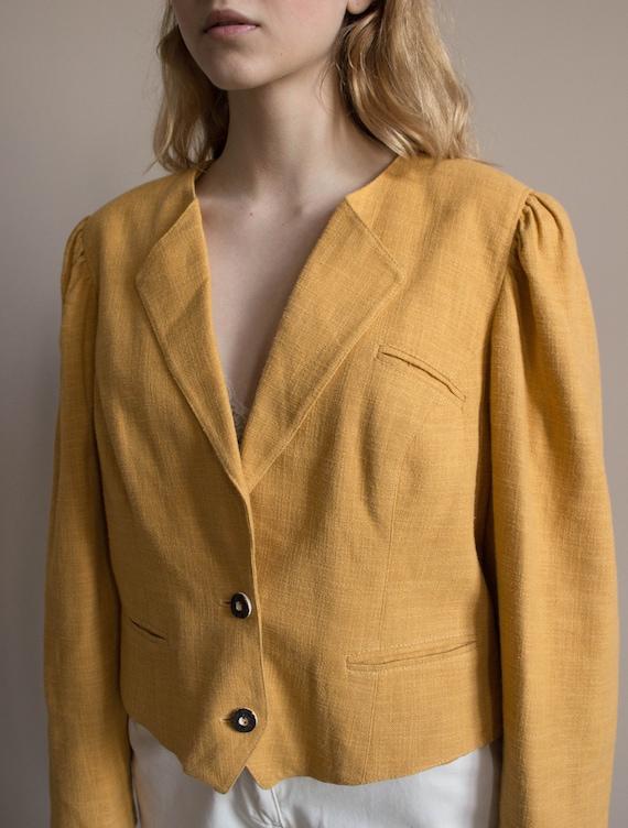 Linen jacket - image 3