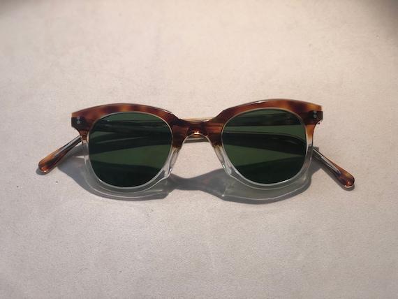 1960's vintage frame france sunglasses lunettes re