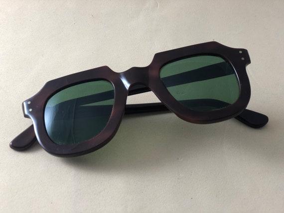 Gargoille 1950s French vintage eyewear