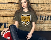 Military Inspired ALS Warrior T-Shirt - 100% Profit goes to Charity.