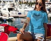 Love Riding | Unisex T-shirt