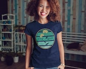 Shy Girl | Women's Fitted T-Shirt