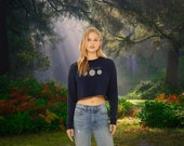 Simply Beautiful | Women's Crop Sweatshirt
