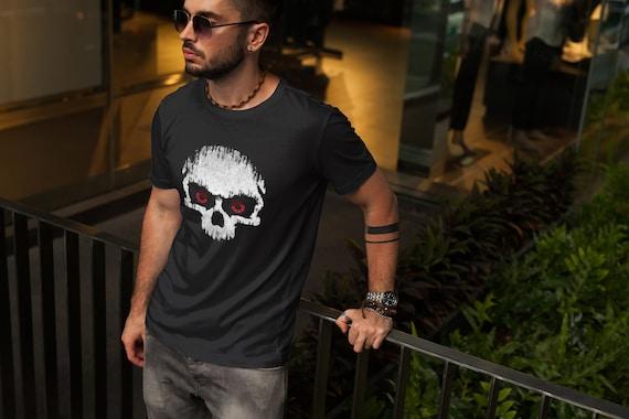 Biker Skull | Unisex & Men's T-shirt