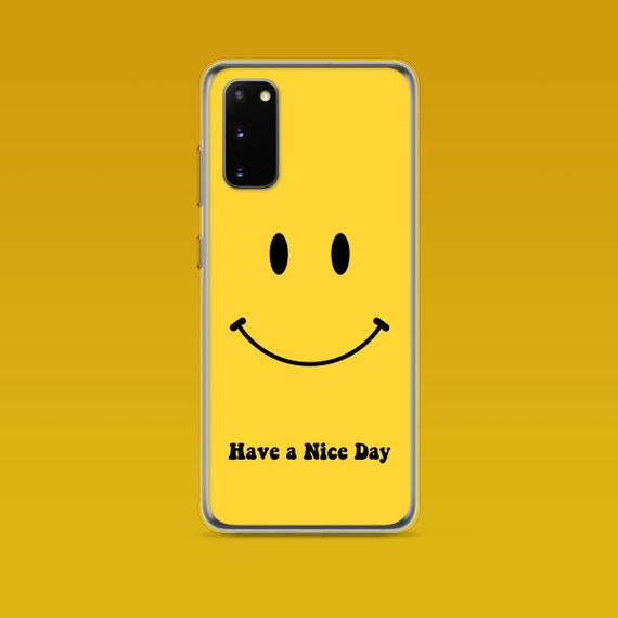 Samsung: Retro Have A Nice Day Phone Case