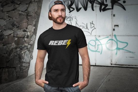 Rebel   Unisex & Men's T-shirt