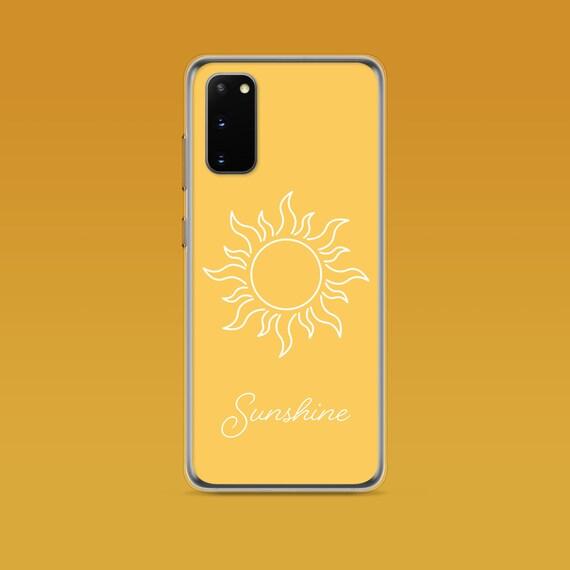 Samsung: Sunshine Aesthetic Phone Case