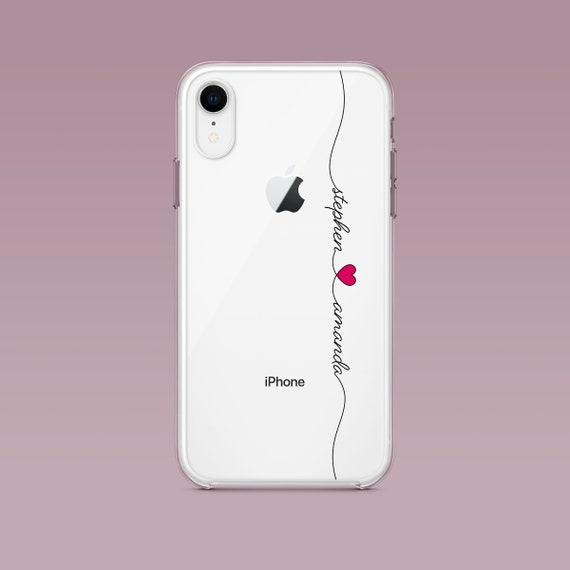 iPhone: Personalized Phone Case for Lovers