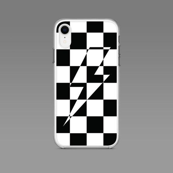 iPhone: Retro Checkerboard Phone Case