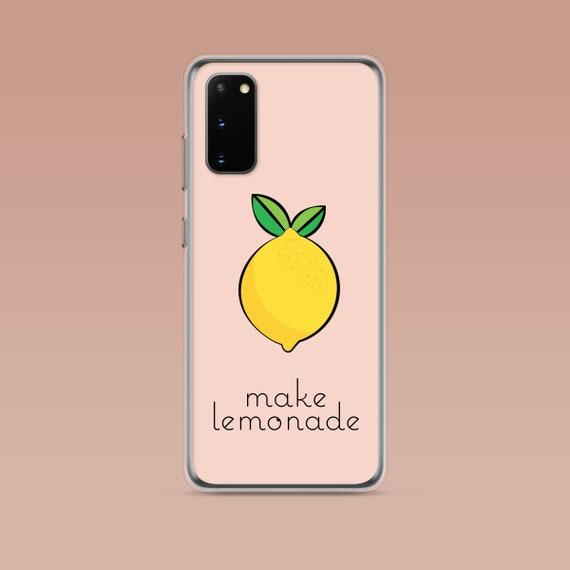 Samsung: Make Lemonade Aesthetic Phone Case