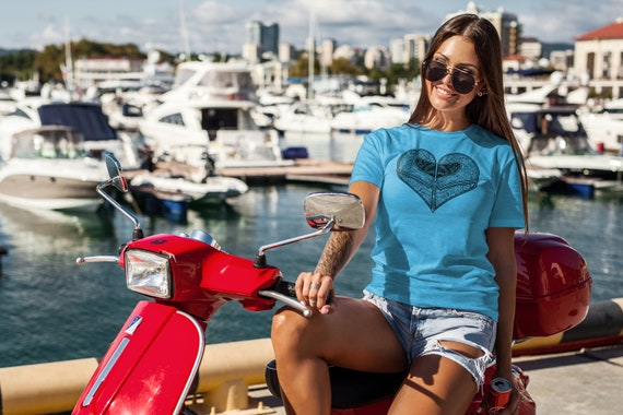 Love Riding | Women's Casual T-shirt