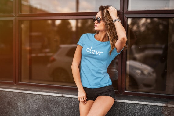 Clevr | Women's Fitted T-Shirt