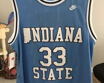 pretty nice eba85 93fc6 Larry bird jersey | Etsy