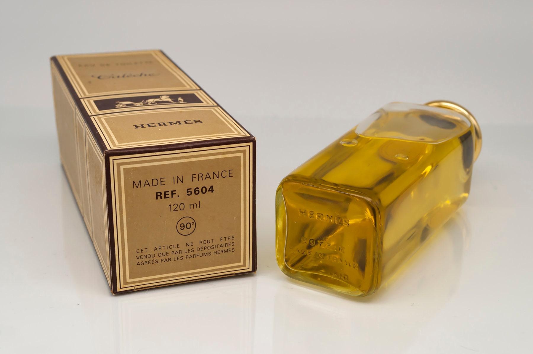 CALECHE HERMES Eau de Toilette EDT 120 ml Vintage