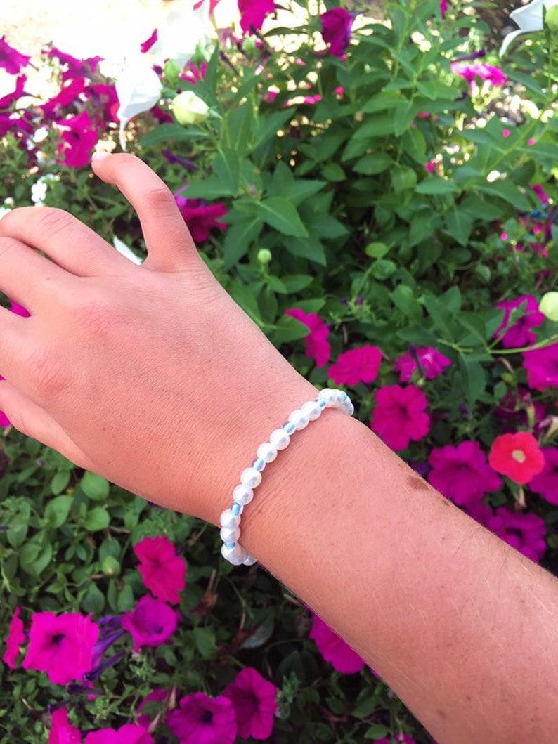 Baby Bling beaded bracelet