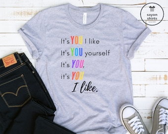 Mister Rogers Shirt Inspirational Quote Let S Make The Etsy