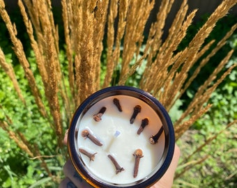 SÉANCE-vegan candle-soy candle-candle-home decor-magic-magical candle