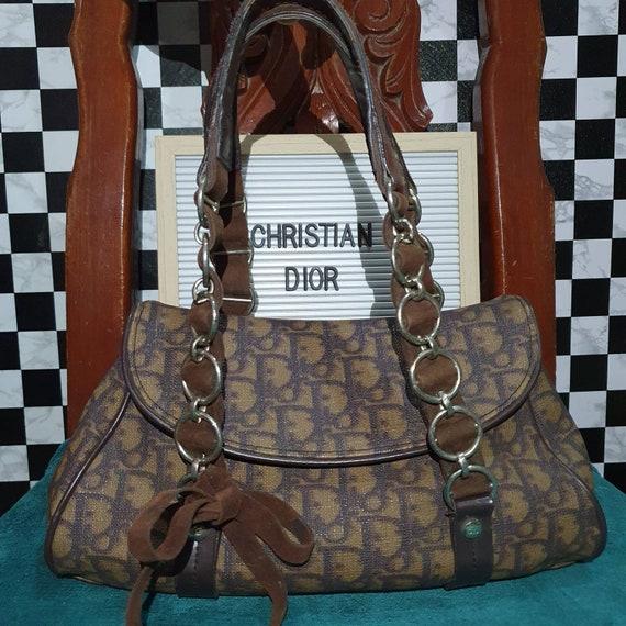 Authentic Vintage Dior Romantique Handbag