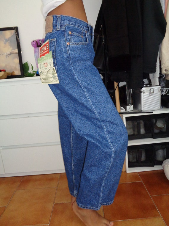 jeans levi's mom fit T36 relaxed fit