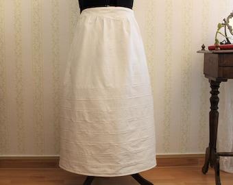 Schnurunterrock, Corded Petticoat