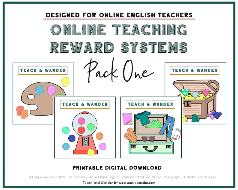 image relating to Vipkid Reward System Printable identify Advantage Process Pack 1 - Printable Benefit Plans for On the net English Instructors