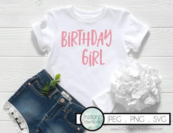 Birthday Girl Svg For Commercial Use And Instant Download Etsy $$ fotos vem pro mandela $$. etsy