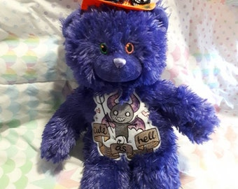 Milliewitch - the halloween bear