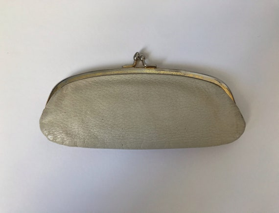 Vintage Coach Bonnie Cashin Coin Change Purse Bag