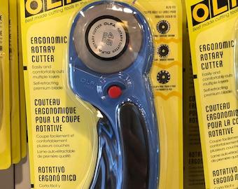Ergonomic Rotary Cutter, 45mm
