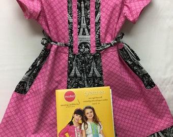 Gretchen Dress pattern from Mod Kid