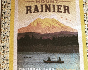 Mount Rainier Panel