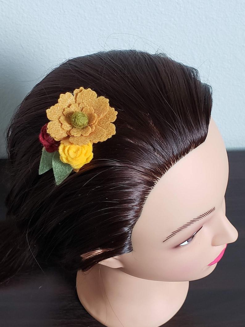 baby barrettes,hair barrettes,girl felt flower hair clips baby hair clips flower hair clips baby girl hair clips felt flower hair clips