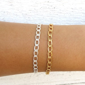 18g Byzantine Handmade 14k gold filled Chain maille Bracelet Out of Town 723-87 2019 Gold Chain Bracelet